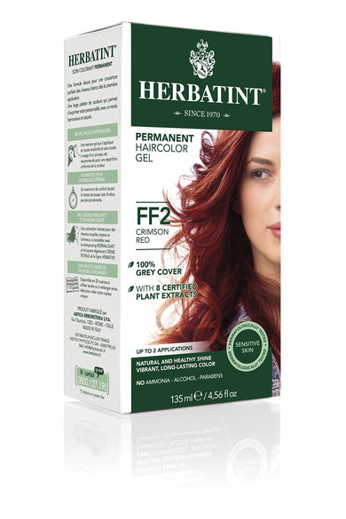 Herbatint, Hair Color Crimson Red Ff2, 4.5 Fl Oz