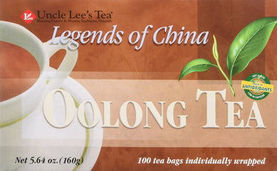 UNCLE LEE'S TEA Legends of China Oolong Tea