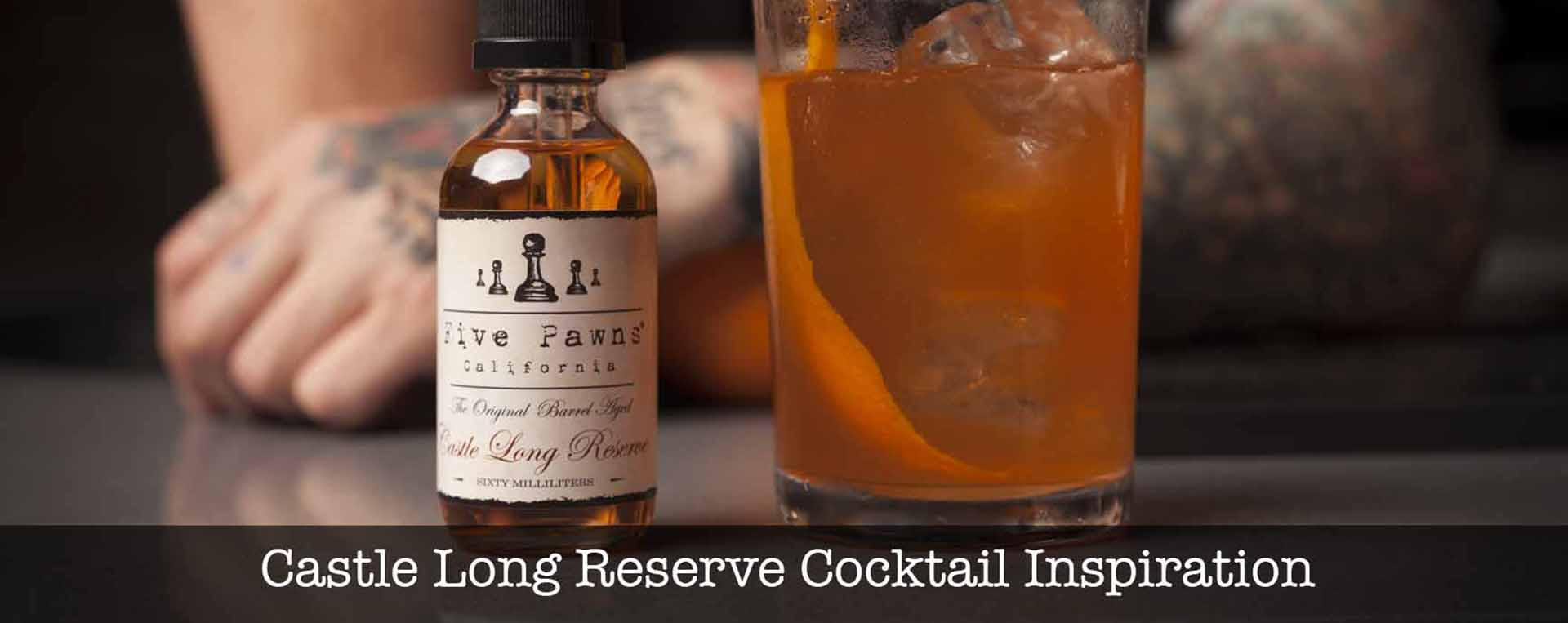 Castle Long Reserve Cocktail Inspiration