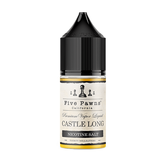 Castle Long Nicotine Salt