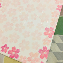 Load image into Gallery viewer, SAMPLER Washi Paper Sheets Sakuras Everywhere