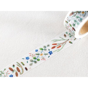 Soupy Gardens of Autumn Washi Tape Roll