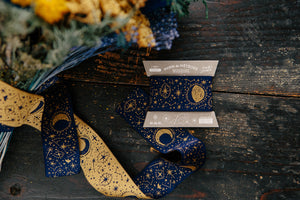 OURS Studio Starry Night Webbing Ribbon
