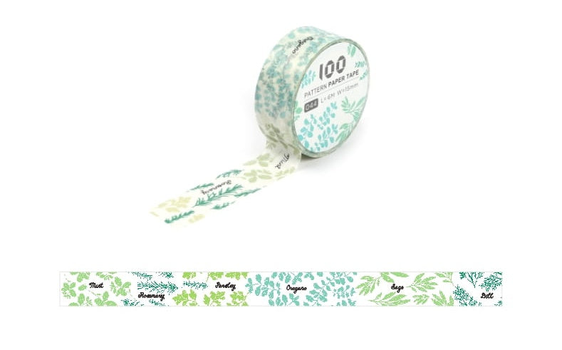 Funtape Pattern #44 Washi Tape Roll
