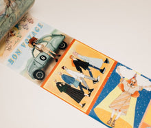 Load image into Gallery viewer, La Dolce Vita Washi Tape Roll