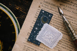OURS Studio Starry Night Letterpress Book Notepad