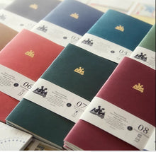 Load image into Gallery viewer, Keep a Notebook A5 Slim Note Regular Insert TN Travel Journal Taiwan Edition #7
