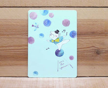 Load image into Gallery viewer, Jan Hsuan's Illustration Just for Youuuu.... Card