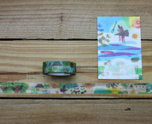 Load image into Gallery viewer, Mia House Washi Tape