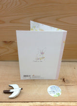 Load image into Gallery viewer, Liang Feng Watercolor Rabbit Bonjour Card