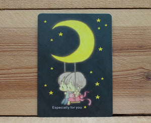 Amy and Tim Especially for You Card Moonlight