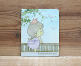 Amy and Tim Wind Breeze Mini Card Especially For You