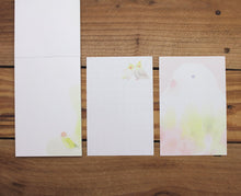 Load image into Gallery viewer, Liang Feng Watercolor Parrot Notepad
