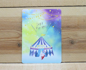 Jan Hsuan's Illustration Just for You Card