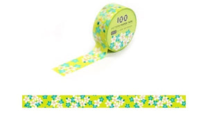 Funtape Pattern #53 Washi Tape Roll