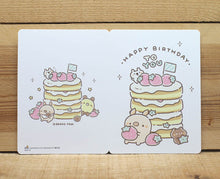 Load image into Gallery viewer, Bread Tree Happy Birthday To You Card
