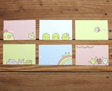 Load image into Gallery viewer, Bread Tree Message Cards with Plastic Case Version 2