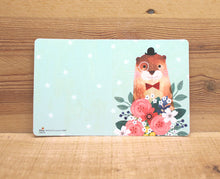 Load image into Gallery viewer, Cindy Chu Otter Any Occasion Mini Card