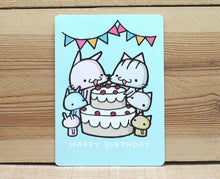 Load image into Gallery viewer, Happy Go Lucky Happy Birthday Card