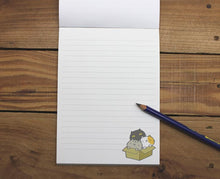 Load image into Gallery viewer, CAT CAT Large Size Notepad