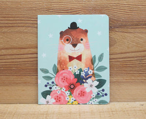 Cindy Chu Otter Any Occasion Mini Card