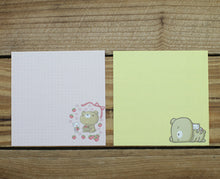 Load image into Gallery viewer, Dear Little Bear Notepad Square Sheets