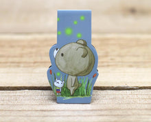 Load image into Gallery viewer, Dear Little Bear Magnetic Bookmark Version 1