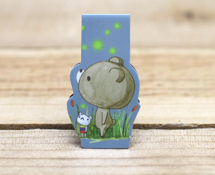 Dear Little Bear Magnetic Bookmark Version 1