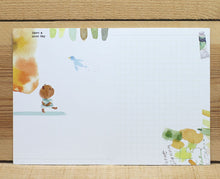 Load image into Gallery viewer, Liang Feng Watercolor Good Day Card