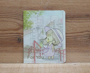 Amy and Tim Wind Breeze Scenery Mini Card For You