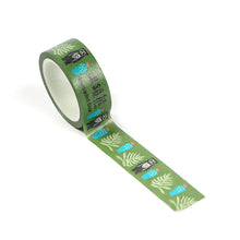 Load image into Gallery viewer, Taiwan Black Bear Spectaled Bear Version Washi Tape
