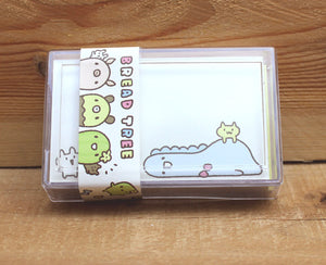 Bread Tree Message Cards with Plastic Case Version 2