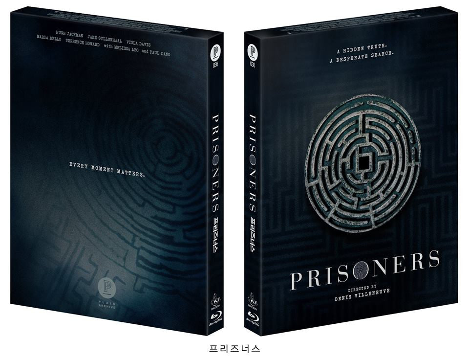 PRE-ORDER : Prisoners (2013) / High-Rise (2015)