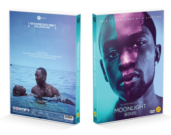 MOONLIGHT, Son of Saul DVD