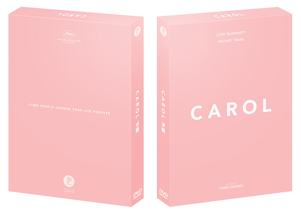 Pre-order : Carol 2-Disc Digipak Numbered Limited Edition DVD