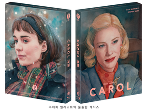 PRE-ORDER: CAROL 2nd Edition Blu-ray