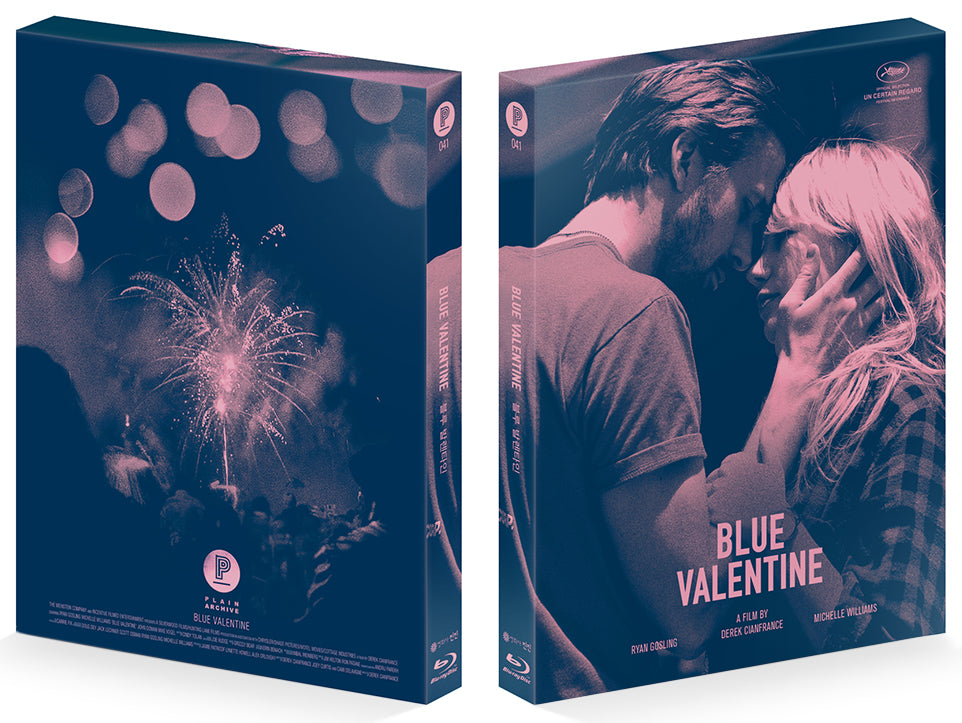 BLUE VALENTINE: Exclusive & Limited Edition (PA041)