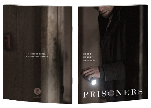 PRISONERS : Exclusive & Limited Edition (PA036)