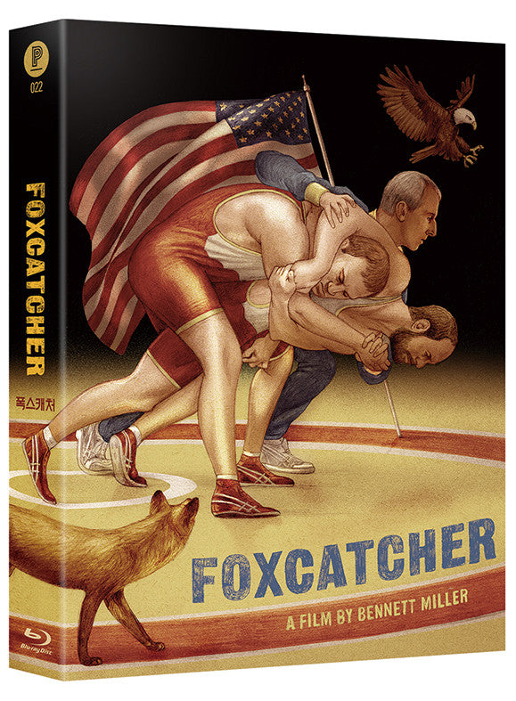 Foxcatcher : Limited Keepcase Edition (PA022)