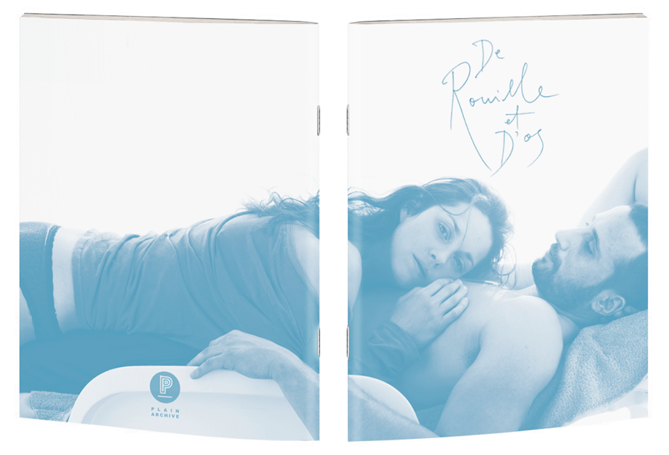 RUST AND BONE : 2nd Limited Edition (PA008)