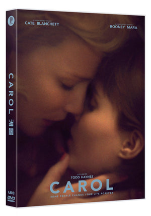 CAROL DVD (UE8 LIMITED EDITION)