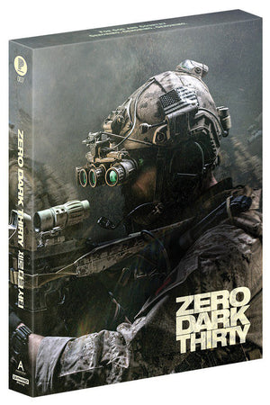 ZERO DARK THIRTY 4K UHD + BD
