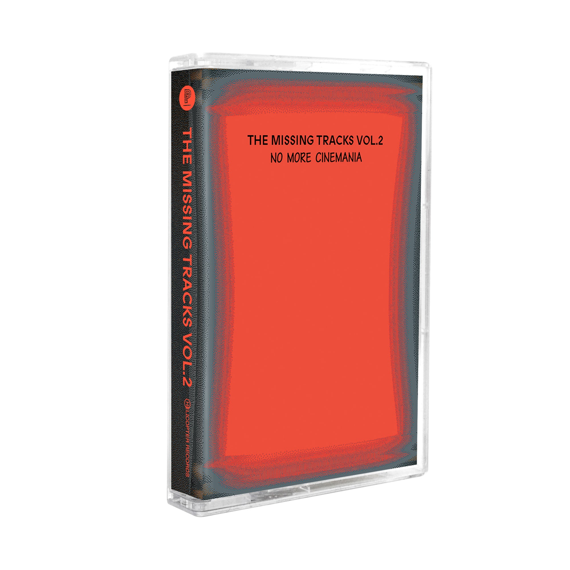 Soundtrack Cassette Tape: The Missing Tracks Vol.2
