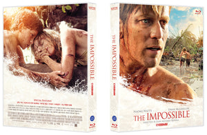 THE IMPOSSIBLE Blu-ray with full slip