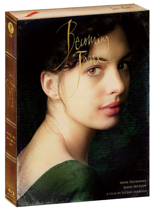 Becoming Jane Exclusive Limited Edition Pa016 Plain Archive