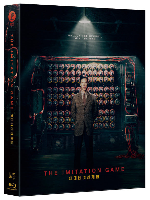 The Imitation Game (Design A) : Full Slip with Lenticular (PA020)