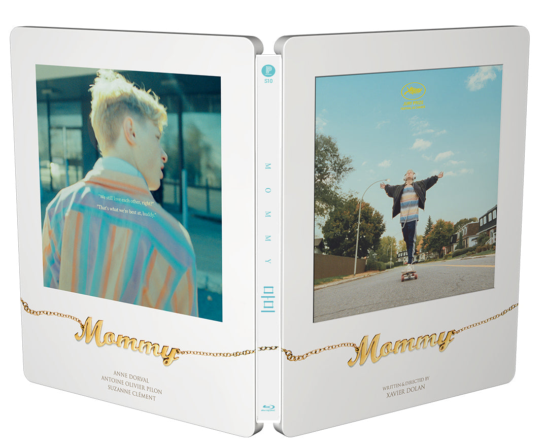 Mommy Steelbook: Full Slip (Type A)