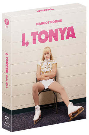 I, TONYA Blu-ray Steelbook: Full Slip (Type A)
