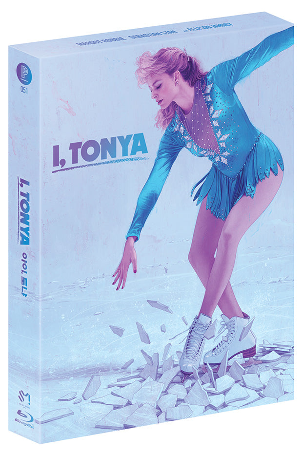 I, TONYA Blu-ray Steelbook: Full Slip (Type B)