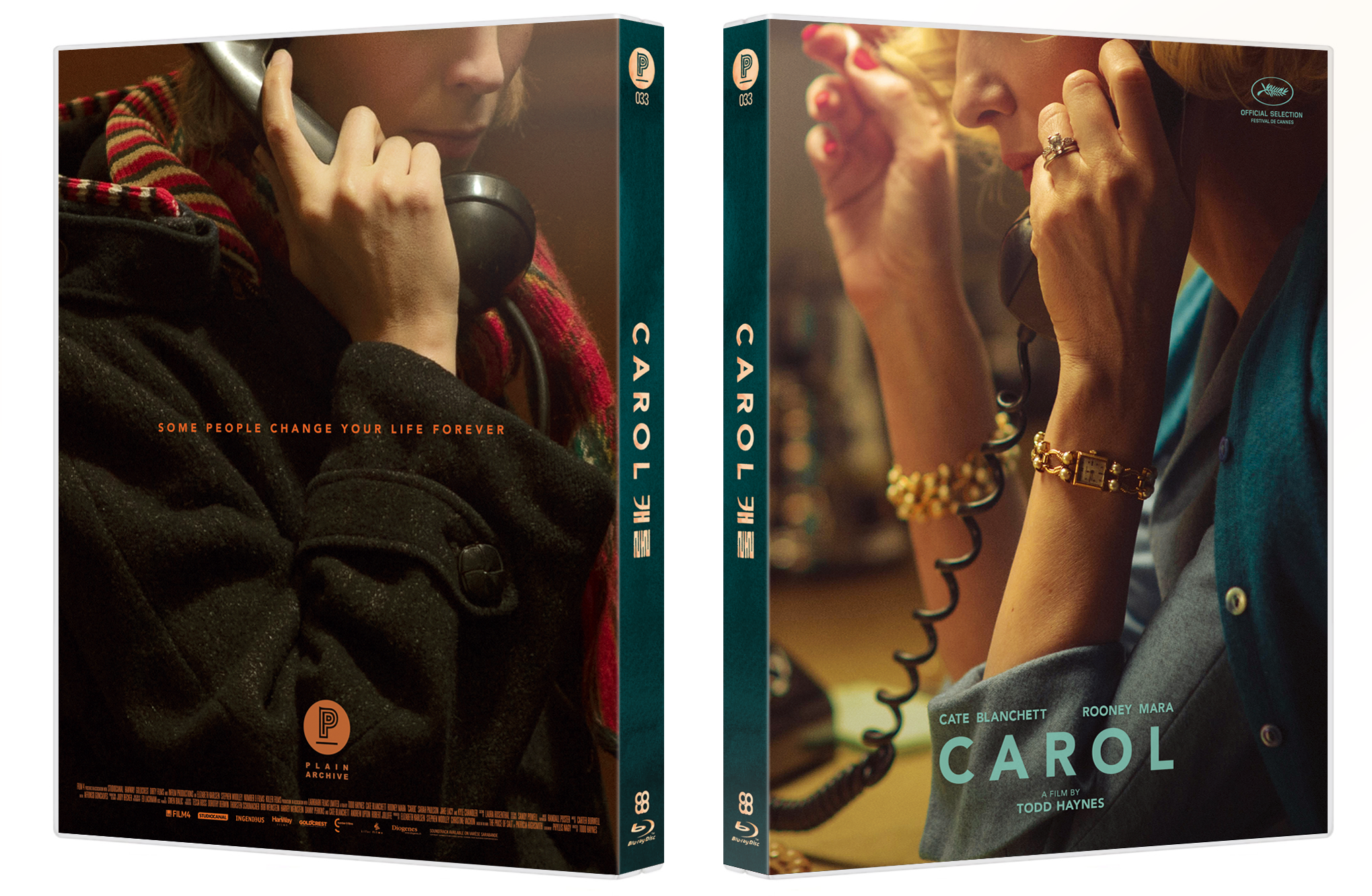 CAROL: 2nd Limited Edition (2Discs)